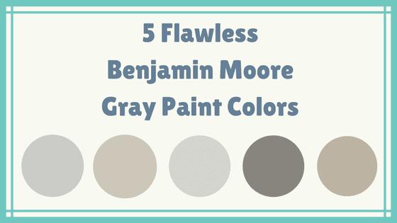 Benjamin Moore Neutral Colors Color Schemes