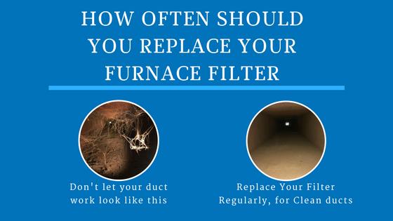 how often should you change your furnace filter a home crafter. Black Bedroom Furniture Sets. Home Design Ideas