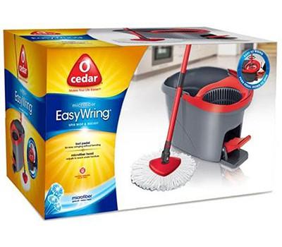 O'cedar easy wring spin mop