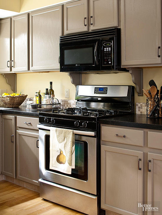 Kitchen Cabinet Paint Colors