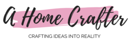 A Home Crafter